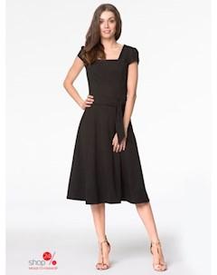 Платье цвет черный Peperuna