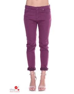 Джинсы цвет фиолетовый ALCOTT