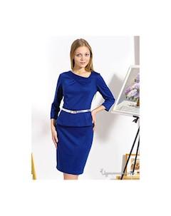 Блуза цвет синий Lira