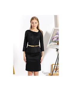 Блуза цвет черный Lira