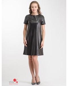 Платье цвет черный Selezza