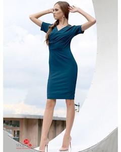 Платье цвет изумрудный Ksenia knyazeva