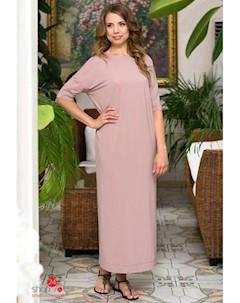 Платье цвет бежевый Volvis style