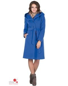 Пальто цвет синий Синар