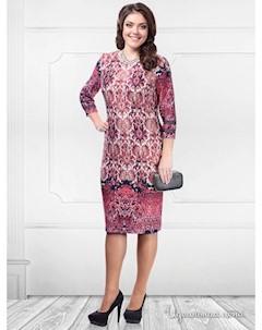 Платье цвет розовый Camelia