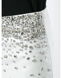 Декорированная юбка мини Sinah Andrea bogosian