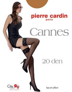 Чулки 2 пары 20 den цвет бежевый Pierre cardin