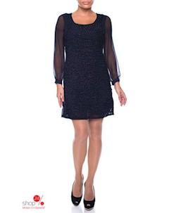 Платье цвет черный Bcbg