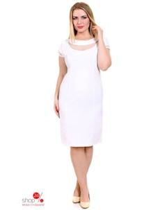 Платье цвет молочный Enigma