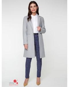 Пальто цвет серый Bestia