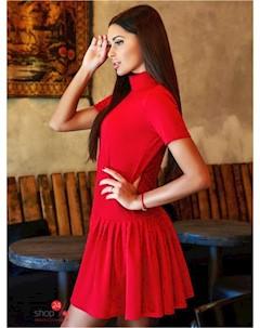 Платье цвет красный Sirena