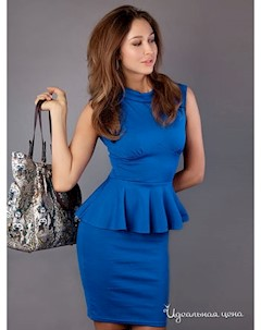 Платье FEDEL цвет синий Fedel