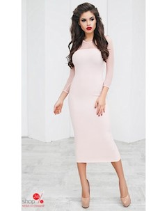 Платье цвет молоко Oh my look