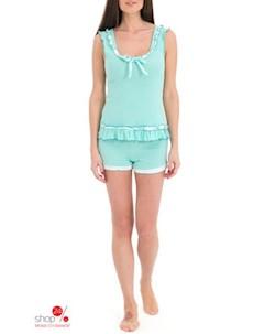 Пижама цвет мятный Tenerezza