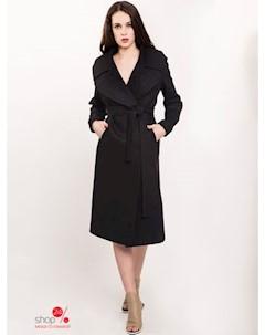 Пальто цвет черный Ksenia knyazeva