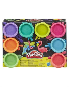 Набор игровой 8 цветов в ассортименте Play-doh