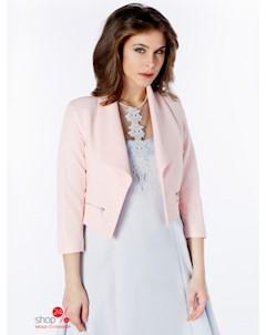 Жакет цвет светло розовый Rylko by agnes & paul