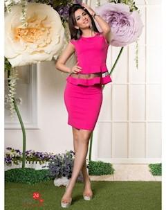 Костюм цвет розовый Major