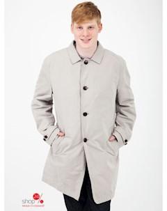 Пальто Marc OPolo цвет светло серый Marc o'polo