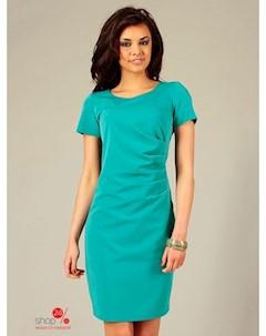 Платье цвет бирюзовый Vera fashion