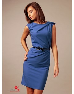 Платье цвет синий Vera fashion