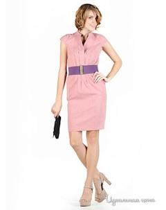 Платье цвет розовый Artwizard