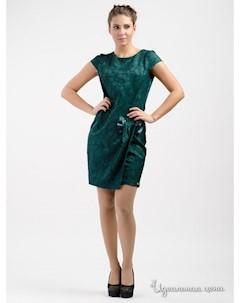 Платье цвет Зеленый Norm
