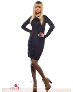 Платье цвет темно серый Dream dress