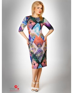 Платье цвет мультиколор Tamara style