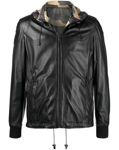 Двусторонняя куртка с камуфляжным принтом Philipp plein