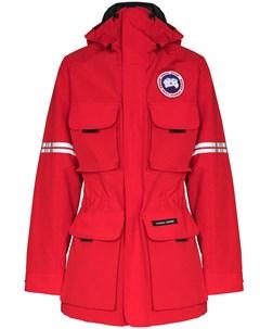 Куртка Science Research с капюшоном Canada goose