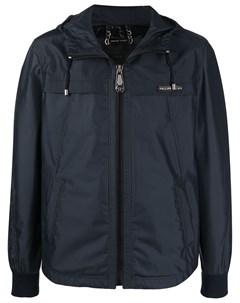 Куртка Iconic Plein с капюшоном Philipp plein
