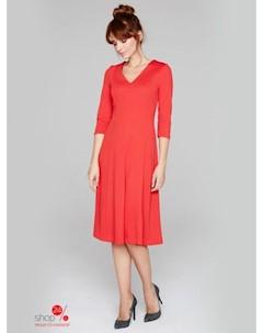 Платье цвет красный Peperuna
