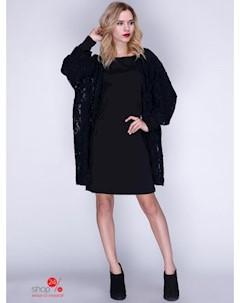 Платье цвет чёрный Mariem