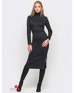 Платье цвет черный Zephyr