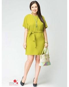 Платье цвет салатовый AMARTI