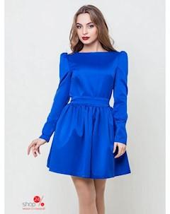 Платье цвет синий Leo pride