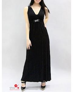 Платье цвет черный Mara