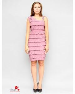 Платье цвет светло розовый Milori