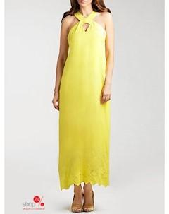 Платье цвет желтый O.jen