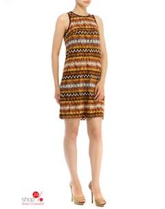 Платье цвет оранжевый O.jen