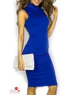 Платье цвет синий Jera kristina