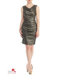 Платье цвет серебристый O.jen