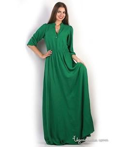 Платье цвет зеленый Airiny