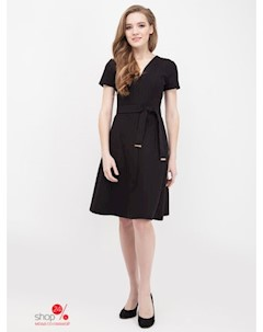 Платье цвет черный Kiara