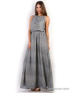 Платье цвет серый Airiny