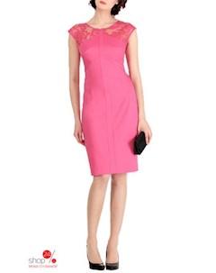 Платье цвет розовый Kiara