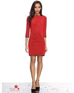Платье цвет красный Devita