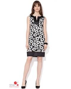 Платье цвет черный белый Rylko by agnes & paul