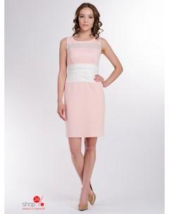 Платье цвет розовый экрю Rylko by agnes & paul
